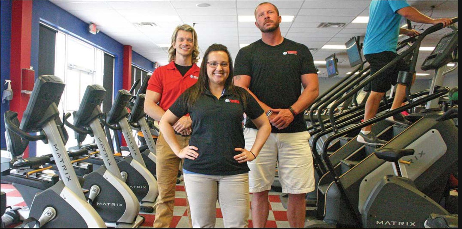 Nice Article Featuring Our Workout Anytime Morristown Team Read On And See Why Workout Anytime Is More Than Ju Family Fitness Anytime Fitness Fitness Articles