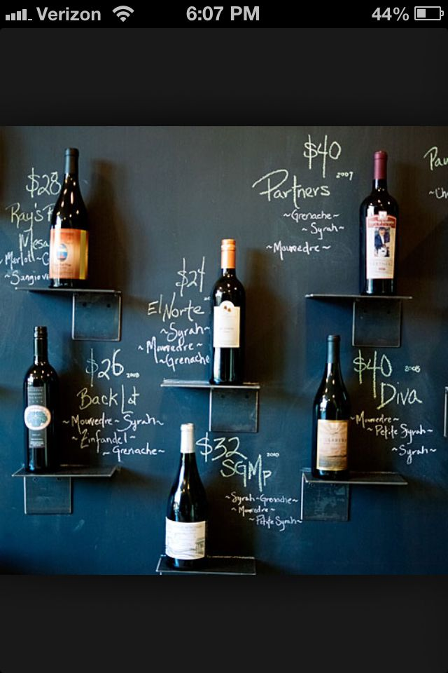 Store feature wall | My wine shop | Pinterest | Walls, Shop and Wall ...
