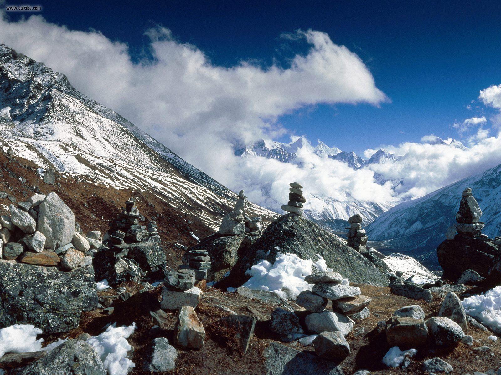 Himalayan mountains pictures himalayas sky mountains - Himalaya pictures wallpaper ...
