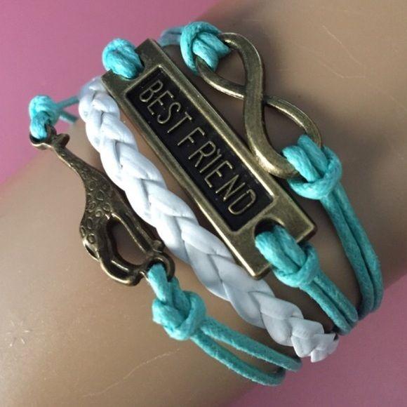 Best friend bracelet 11 available New Jewelry Bracelets