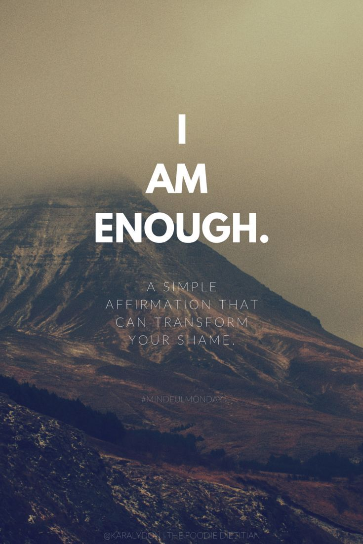 Mindful Monday A Simple Affirmation That Can Transform