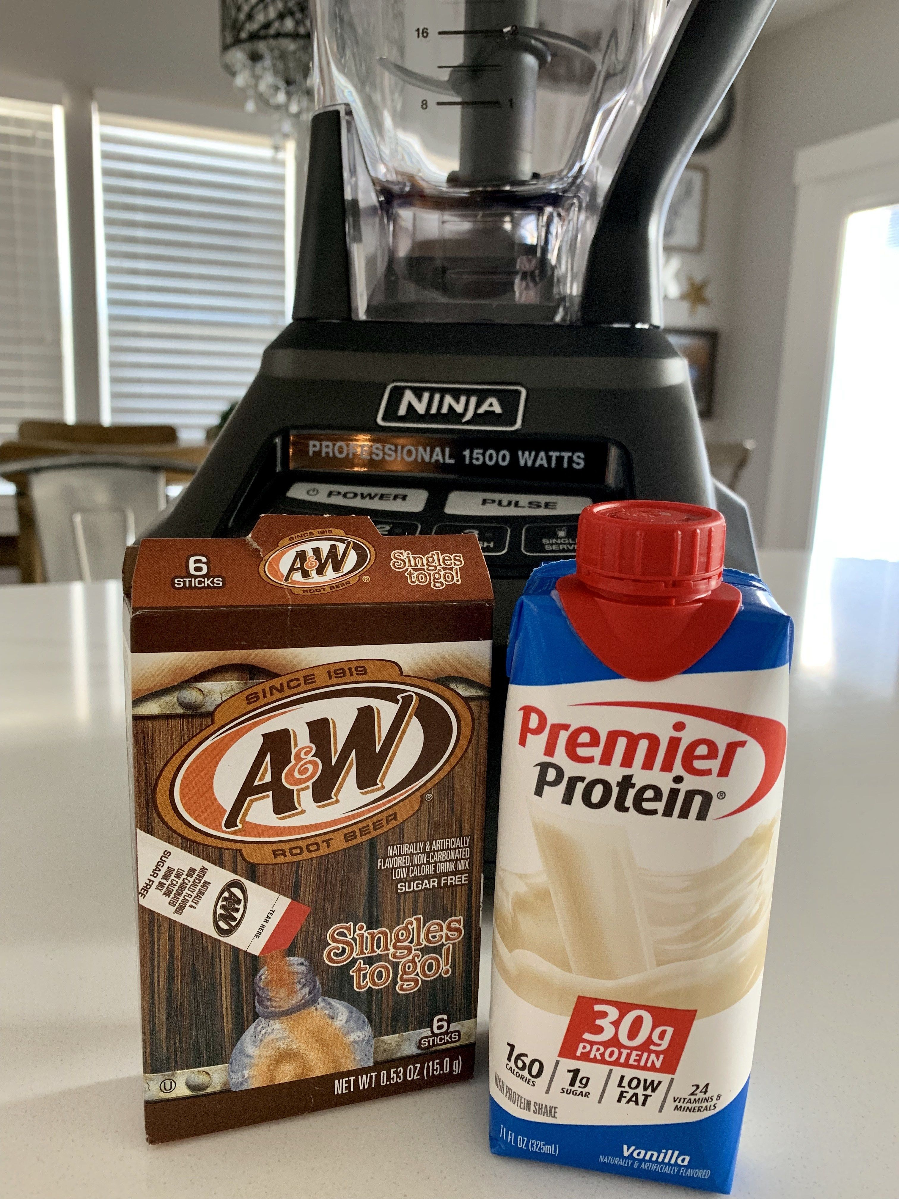 2 Point Rootbeer Protein Shake – Pound Dropper