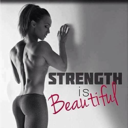 Strength is Beautiful