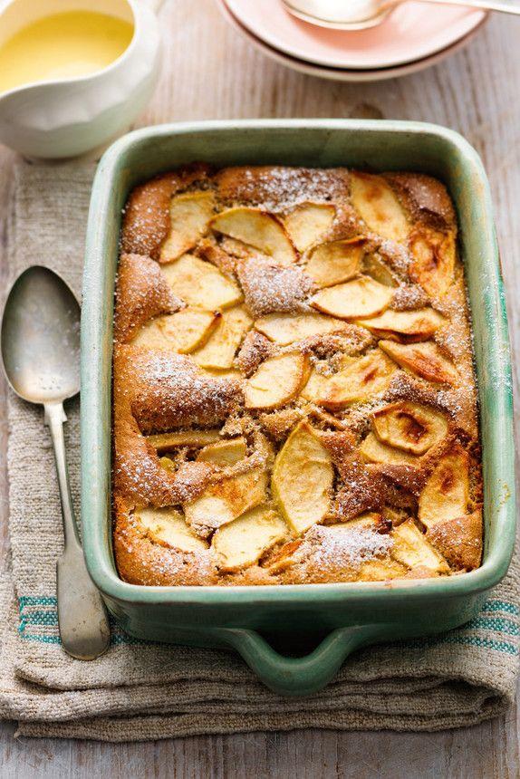 The Pool | Food and home - Dutch apple cake