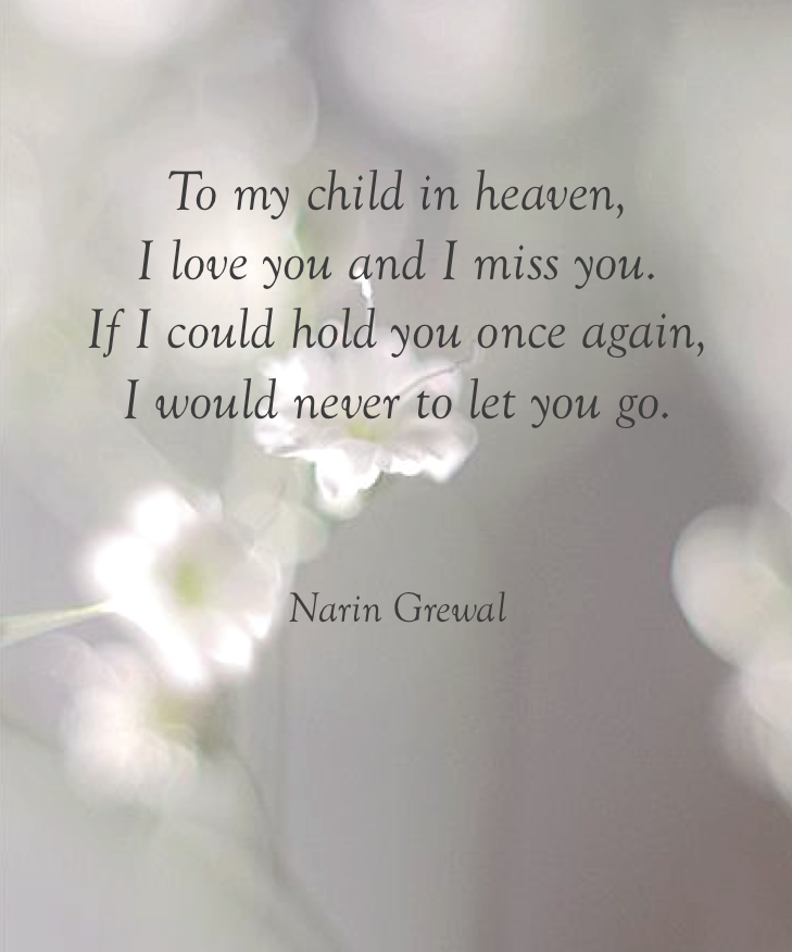 To My Child In Heaven Grieving Quotes Mommy Loves You I Miss My Daughter