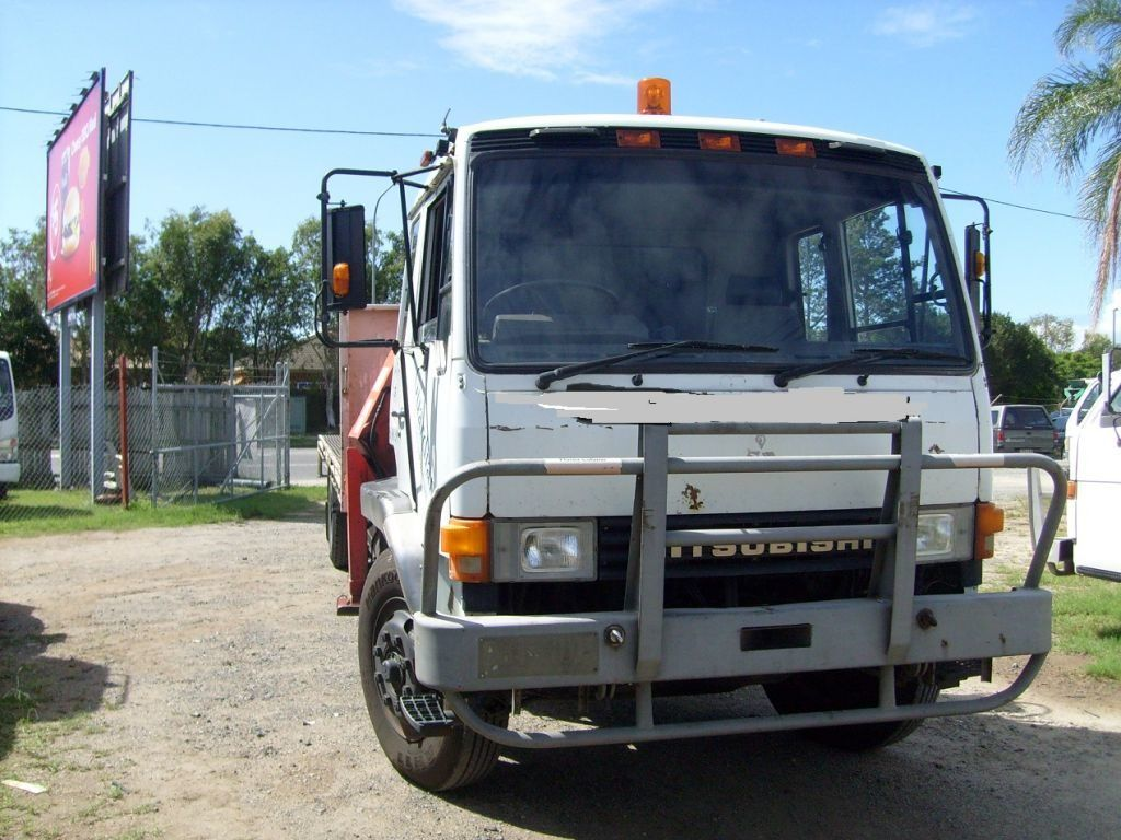 Just contact your local Ali Mitsubishi Truck Wreckers in Melbourne ...