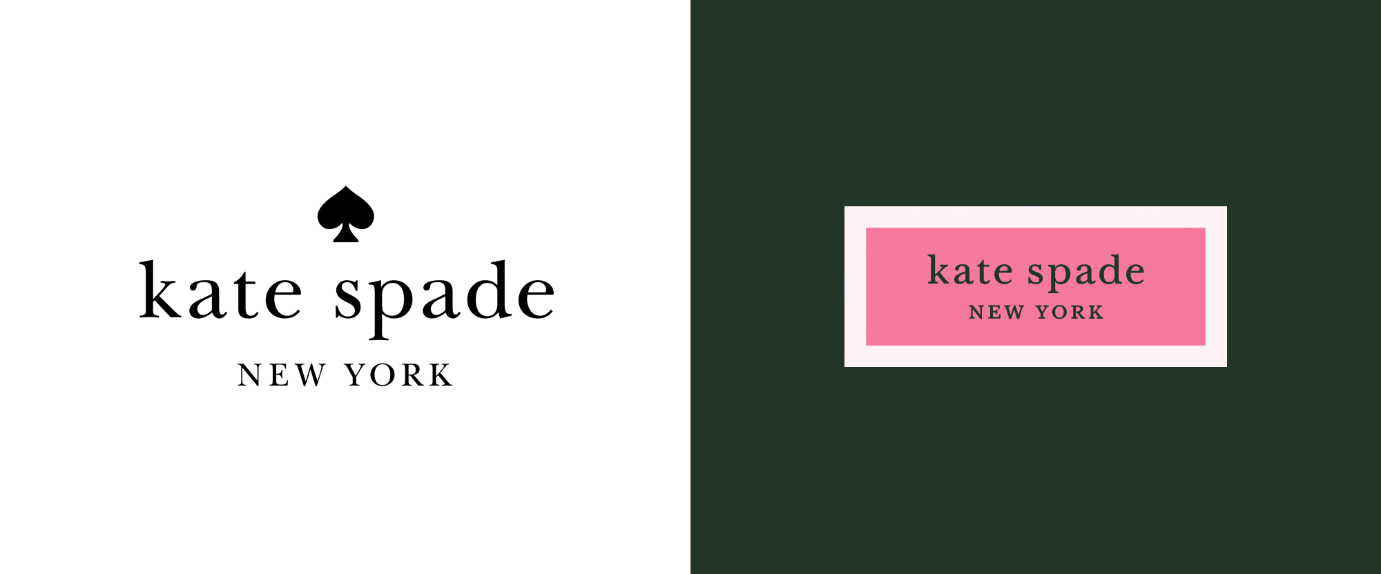 New Logo And Identity For Kate Spade Kate Spade Logo Kate Spade Instagram Kate Spade Brand