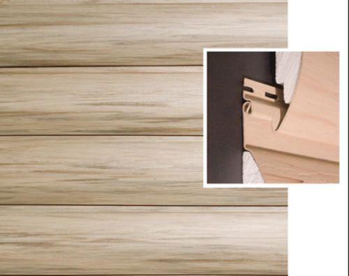 Adirondack Log Vinyl Siding at Menards Home improvements