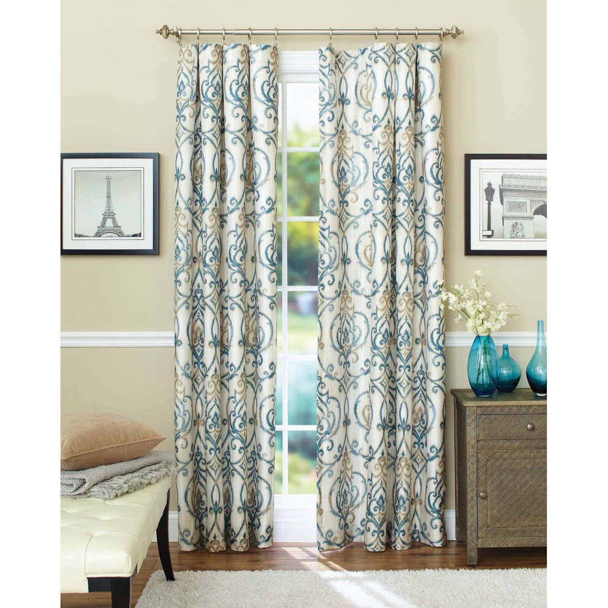 Mini Shower Curtain For Window O