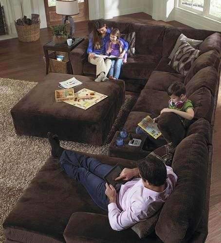 4377 Everest Jackson Catnapper Sectional Sofas Living Room Sectional Sofa Comfy Living Room Sectional