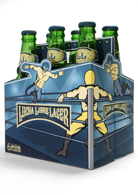 Lucha Libre Lager