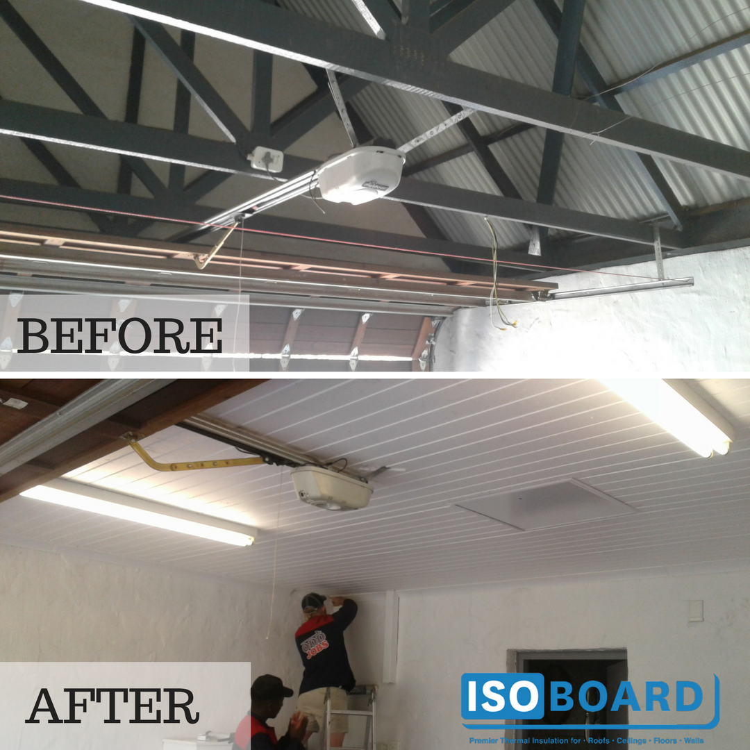 Garage Into Flat Garage Transformation Thermal Insulation Renovations