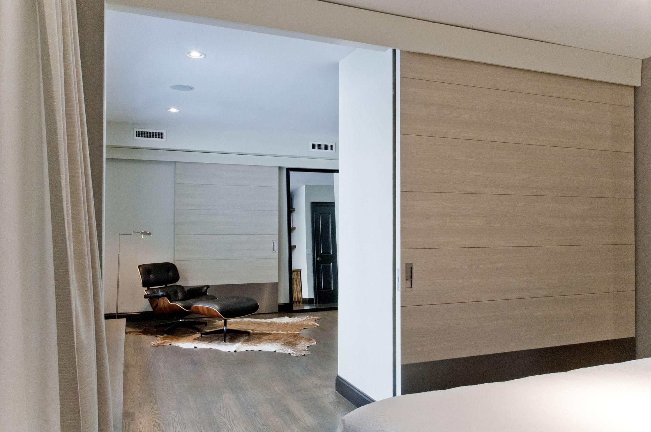 Sliding Mirrored Pocket Doors   Just A Few Months Ago I Went Over To Repair  A Pocket Door That Was Shutting In A Peculiar An