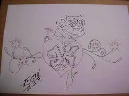 Resultado de imagen para dibujos faciles con lapiz  Dibujo