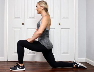 9 exercises to release tight hip flexors the stretches