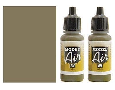 Vallejo Acrylic Paint Concrete 1 Fl Oz Two 1 2 Oz Bottles Acrylic Painting Vallejo Model Paint