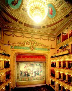 Prague National Theatre Prague Opera Tickets