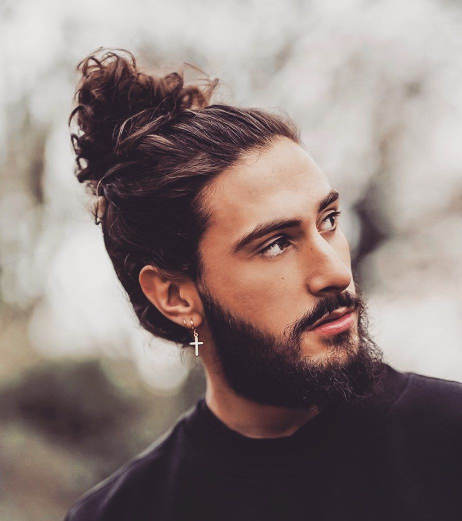 22+ Top knot hairstyle boy inspirations