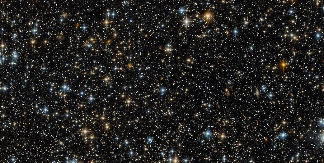 Hubble Spotlights A Celestial Sidekick Hubble Images Space