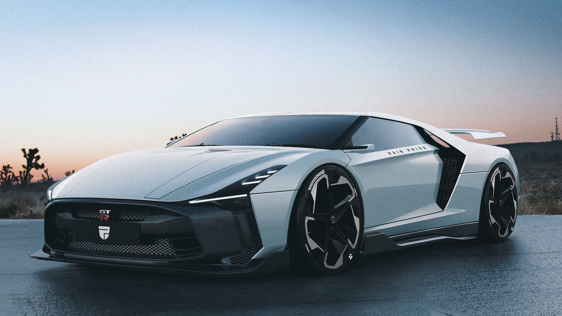 Rain Prisk Just Envisioned The Nissan Gt R50 As A Mid Engine Car And It S Perfect Top Speed Nissan Gt Super Cars Nissan Gtr