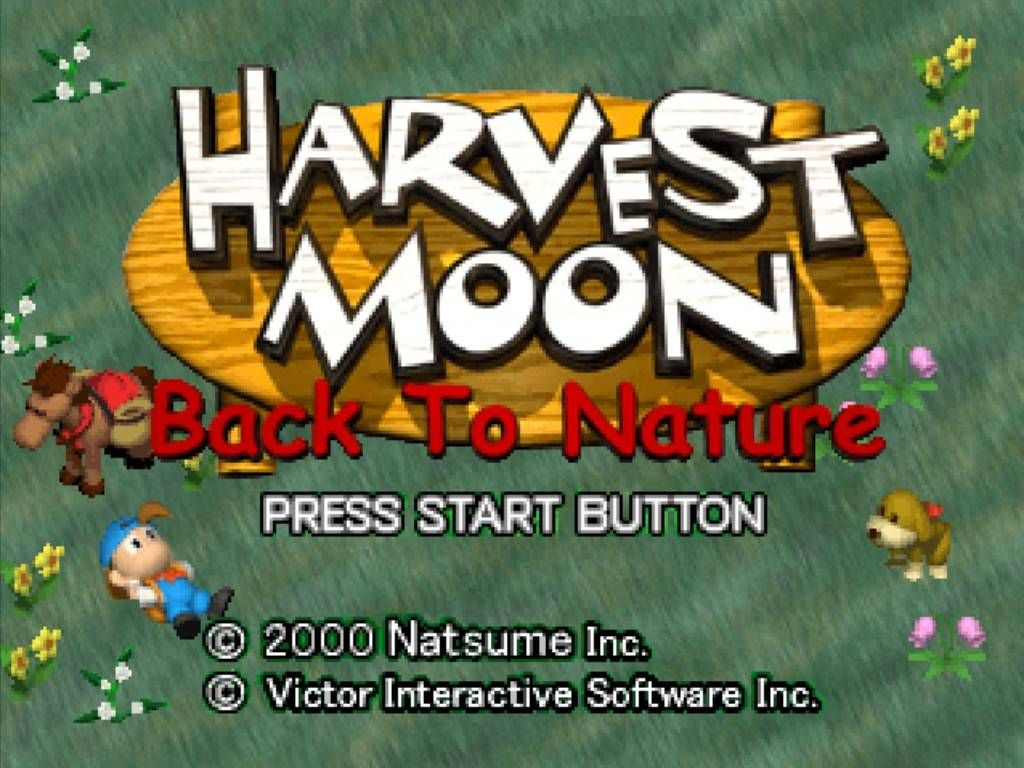 Download Harvest Moon Back To Nature Pc Games Harvest Moon Harvest Moon Game Harvest Moon Btn