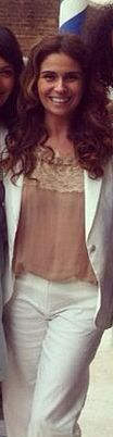 Apaixonada por essa roupa da Giovanna Antonelli em Mulheres ao mar!!!