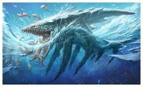 dinossauros aquaticos - Pesquisa Google