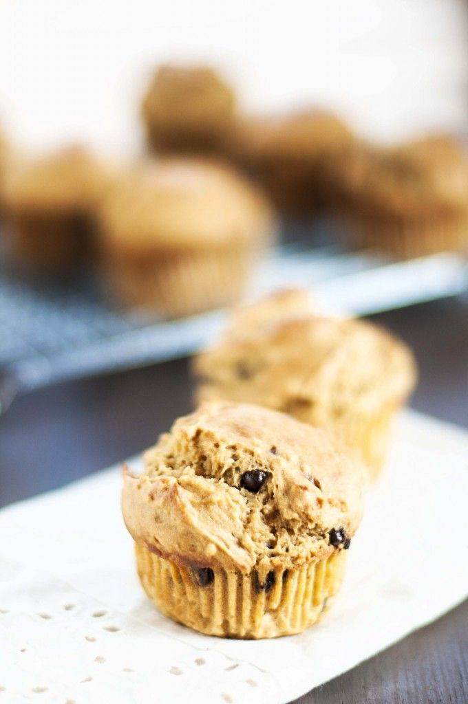 Chocolate Chip Quinoa Muffins - Gluten Free and So Delicious! Wendy Polisi