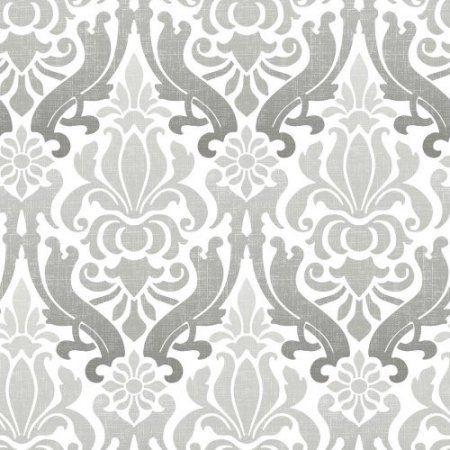 Brewster Nouveau Damask Peel And Stick Wallpaper Walmartcom