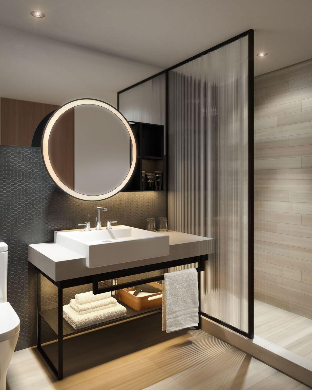46 Popular Bathroom Mirror Design Ideas For Any Bathroom Model Luxurybathroom3dmodel Bathroom Mirror Design Restroom Decor Bathroom Model Popular bathroom mirror with