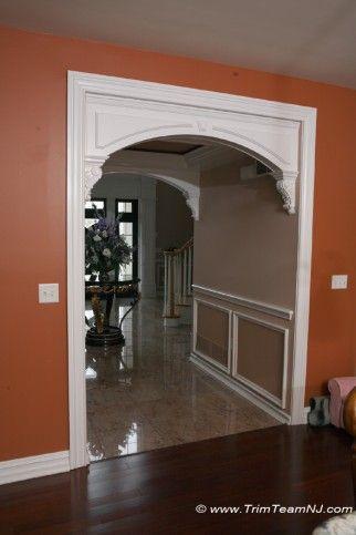 Image Result For Corbel Doorway Archways In Homes