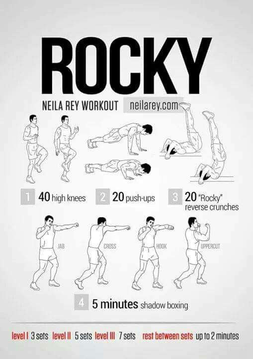 Pin By A L Hodges On Work Outs Superhero Workout Neila Rey Workout Mma Workout