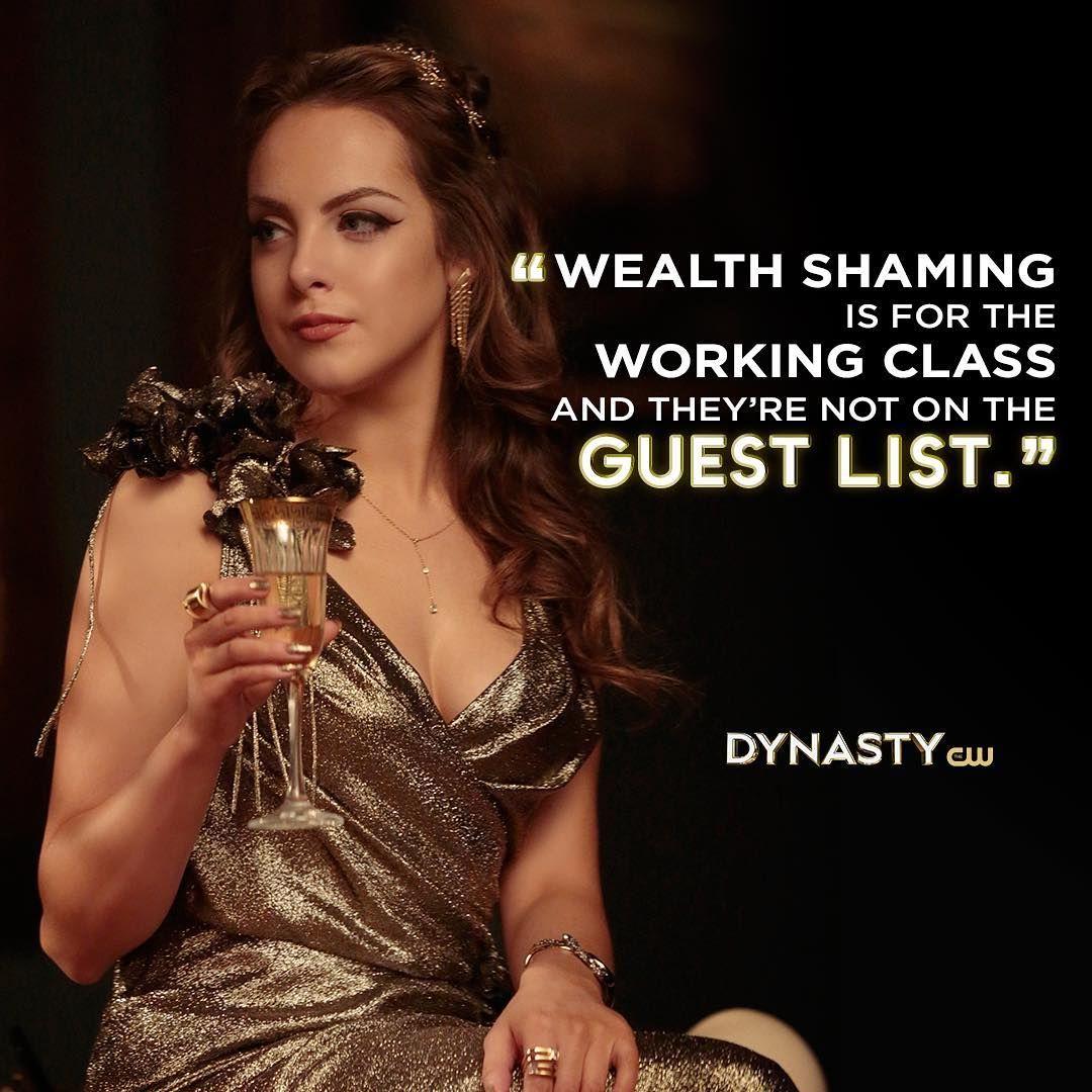 Polubienia 8 029 Komentarze 55 Dynasty Cw Dynasty Na Instagramie Celebrate Fallon S Birthday Stream Dynasty Tv Show Netflix Quotes Elizabeth Gillies