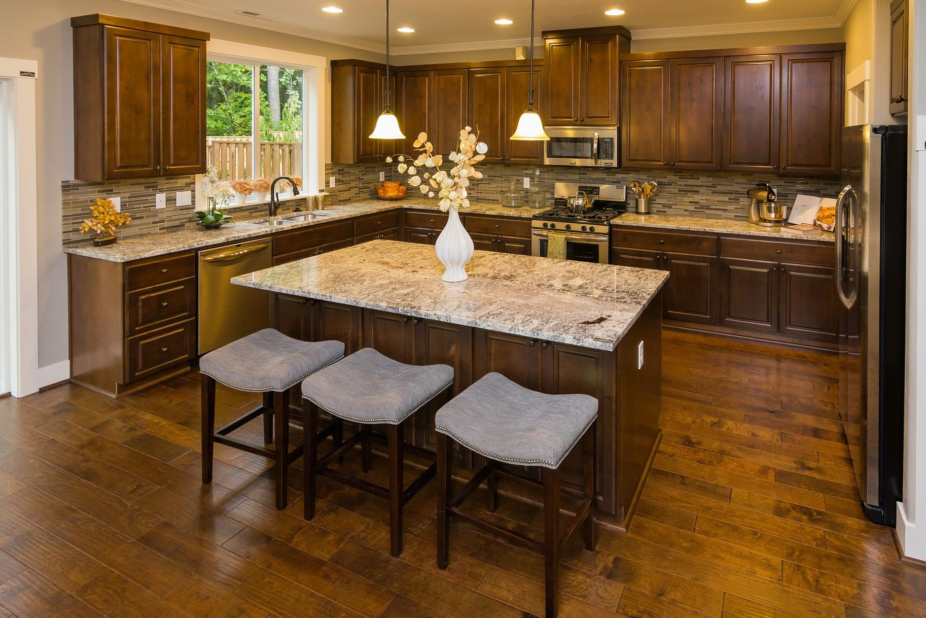 Hawthorn Kitchen New Homes At Twin Creeks At Cooper Mountain In Beaverton Oregon Dream House Build Your Dream Home Home