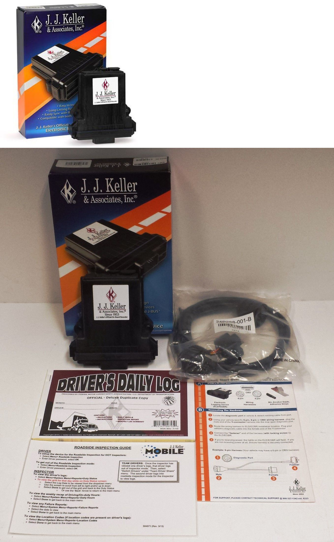 Tracking Devices J Keller Electronic Logging Device Elds W Car Wiring Harness Board Buy