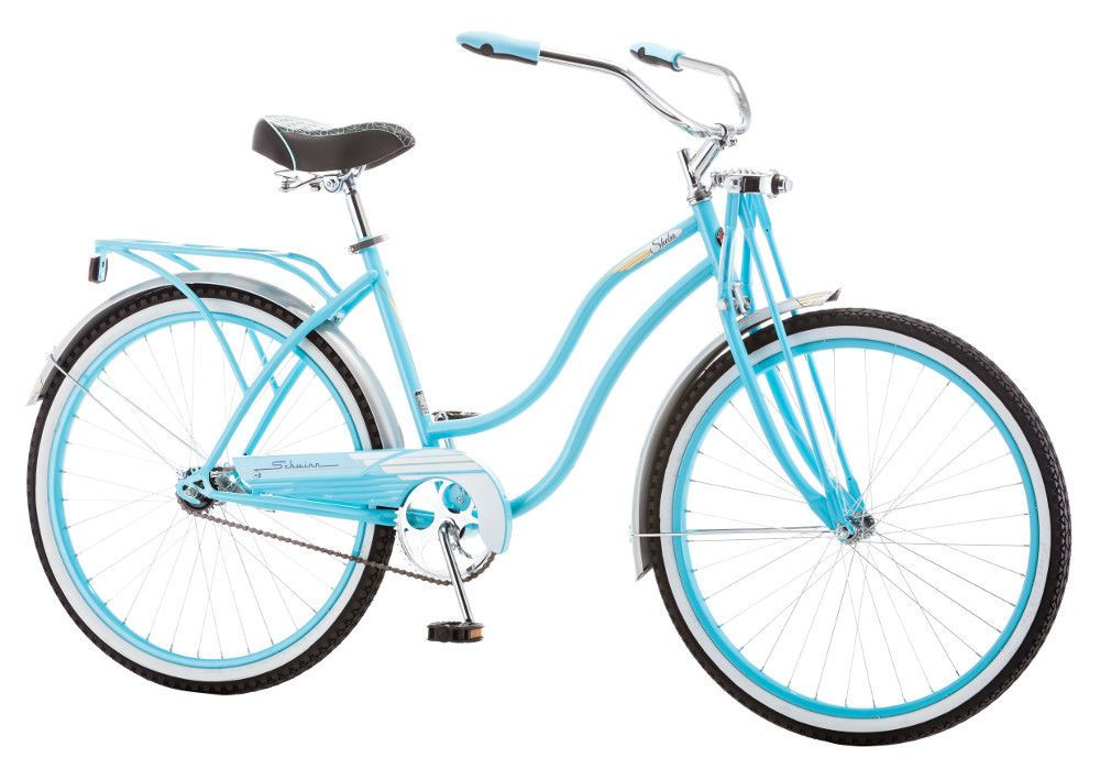 Personal Electra Blue Bike With Betty Basket Liner Bike Basket