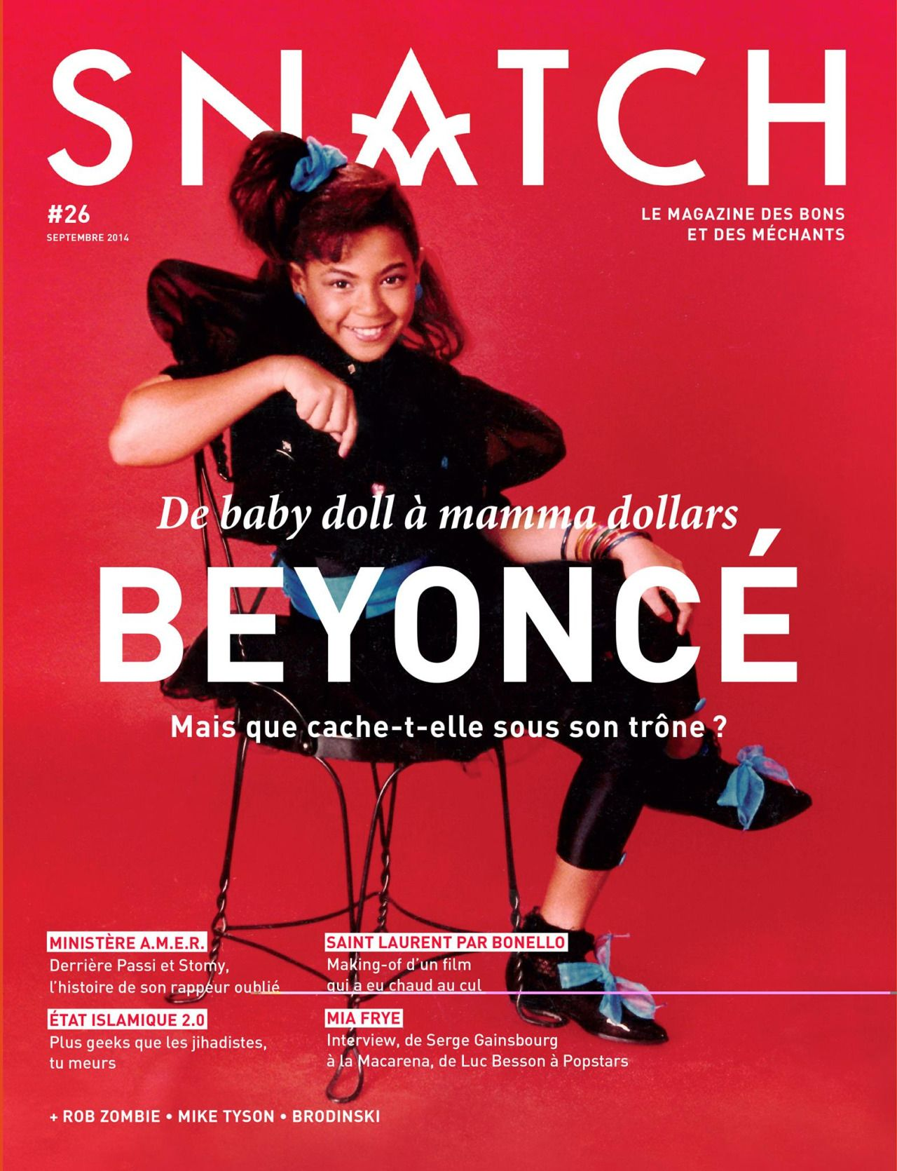 MAGAZINE COVERS : Foto