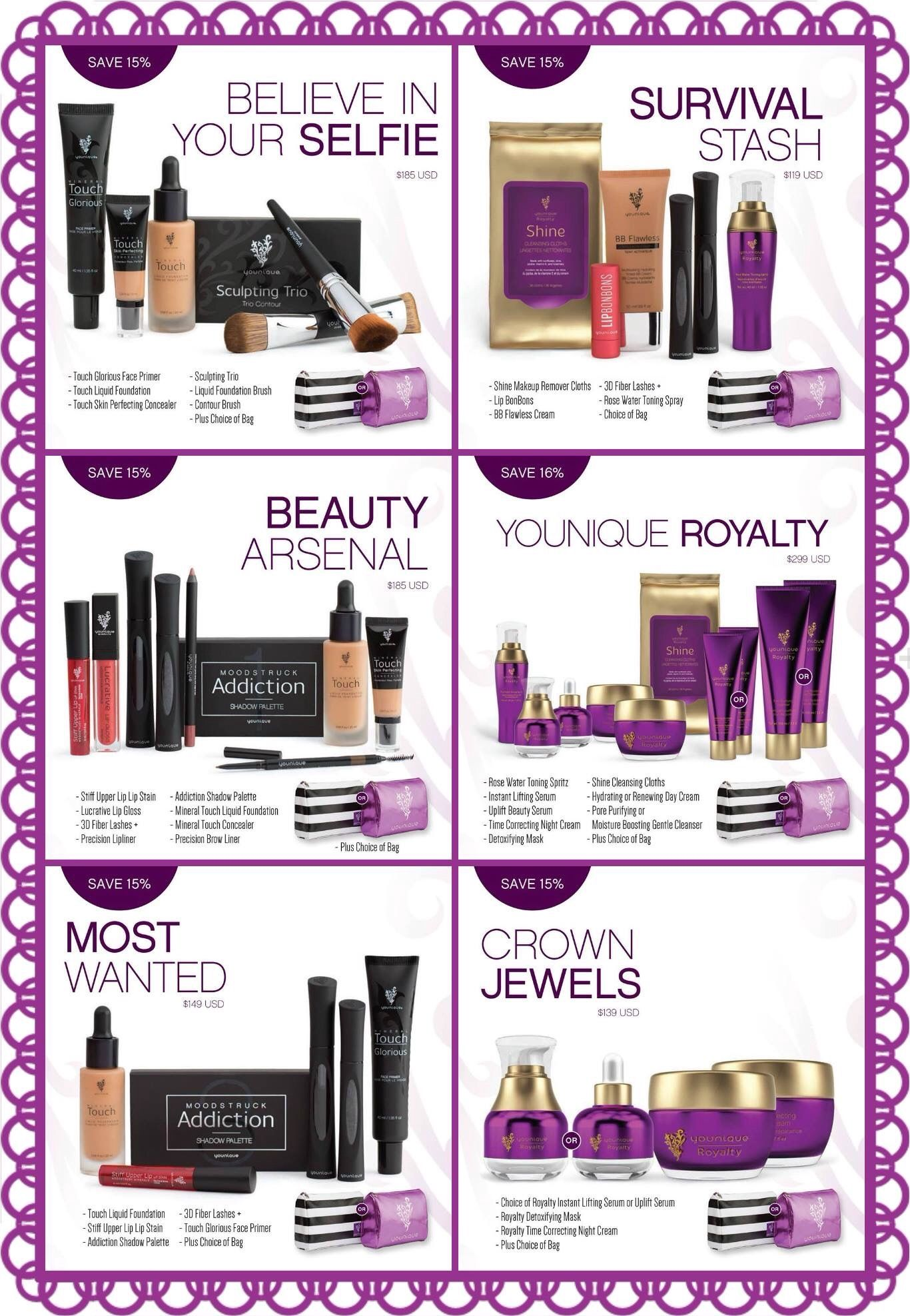 2016 Younique Fall Collections! Younique makeup