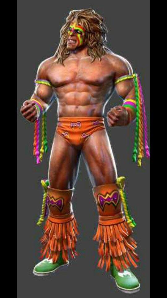 d457ea6196 Ultimate warrior ideas Wrestling Stars