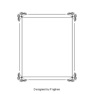Simple Border Simple Frame European Photo Frame Png Transparent Clipart Image And Psd File For Free Download Simple Borders Easy Frame Frame Border Design
