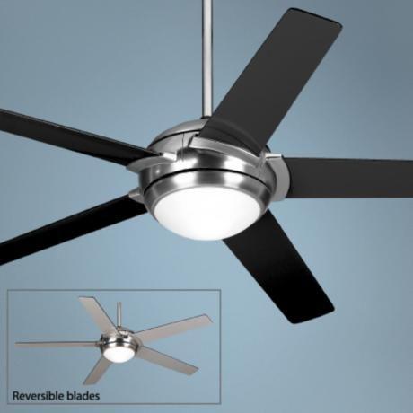 52 Casa Vieja Probe Ii Ceiling Fan 02371 Lampsplus Com Ceiling Fan Casa Vieja Contemporary Ceiling Fans