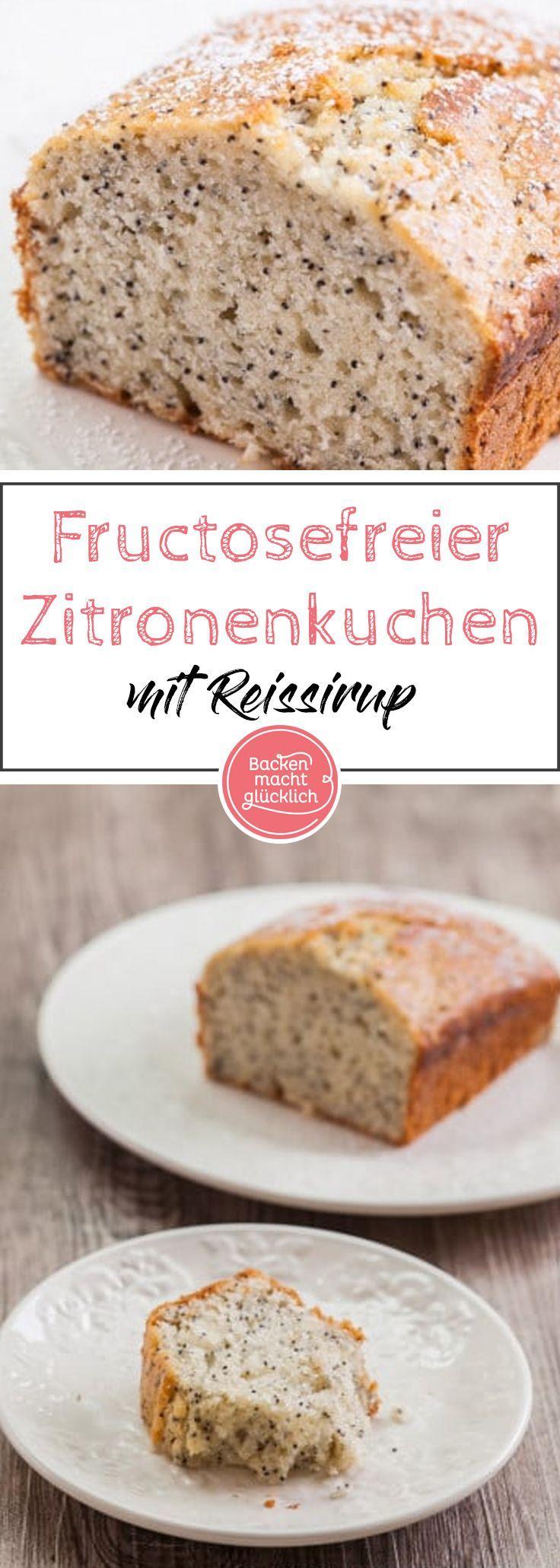 Rhabarberkuchen Mehlfrei Milchfrei Und Sehr Fructosearm Rezept Rhabarberkuchen Rezepte Rhabarber