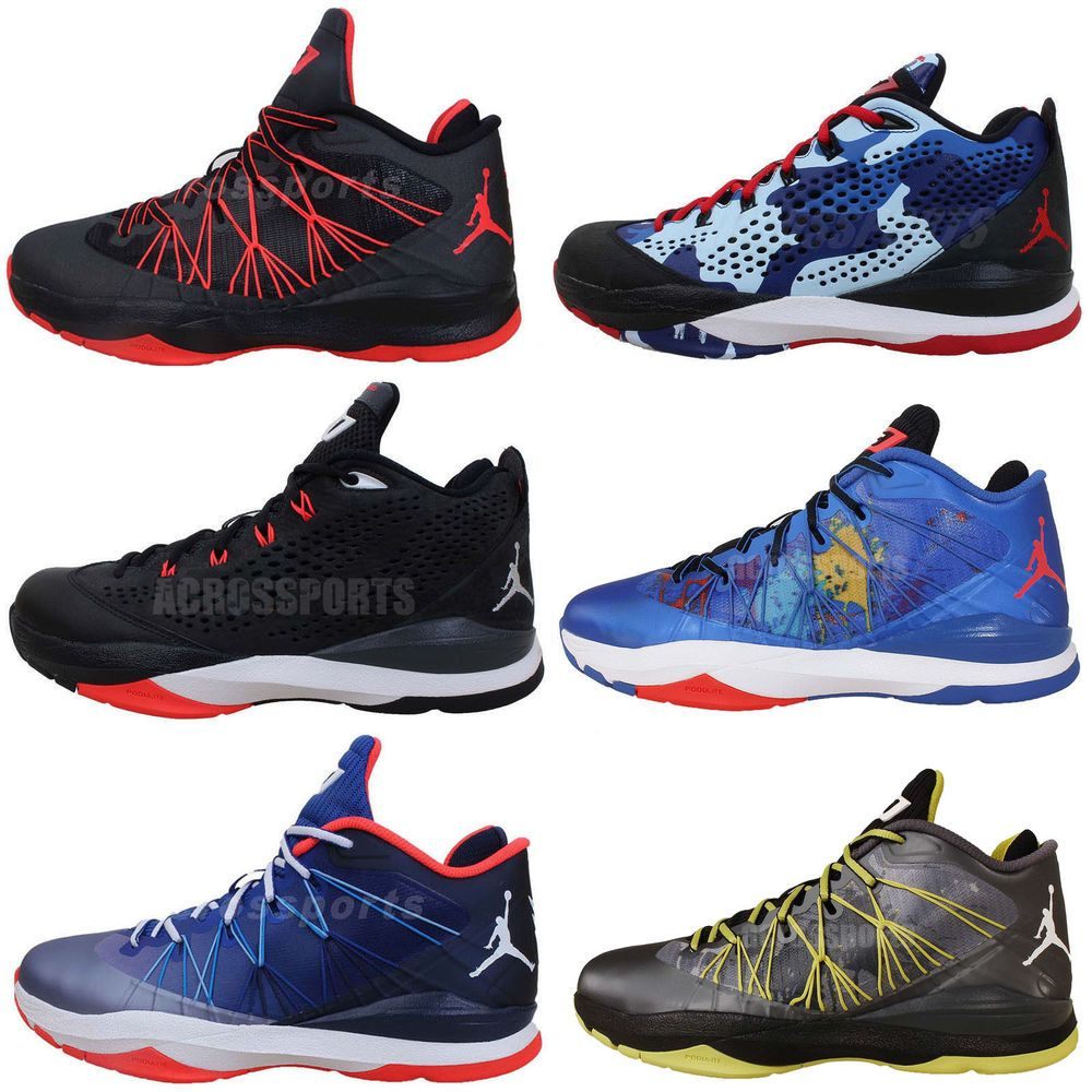 Air Jordan CP3.VII AE (Chris Paul) Basketball Shoes - Men's Sku_10333