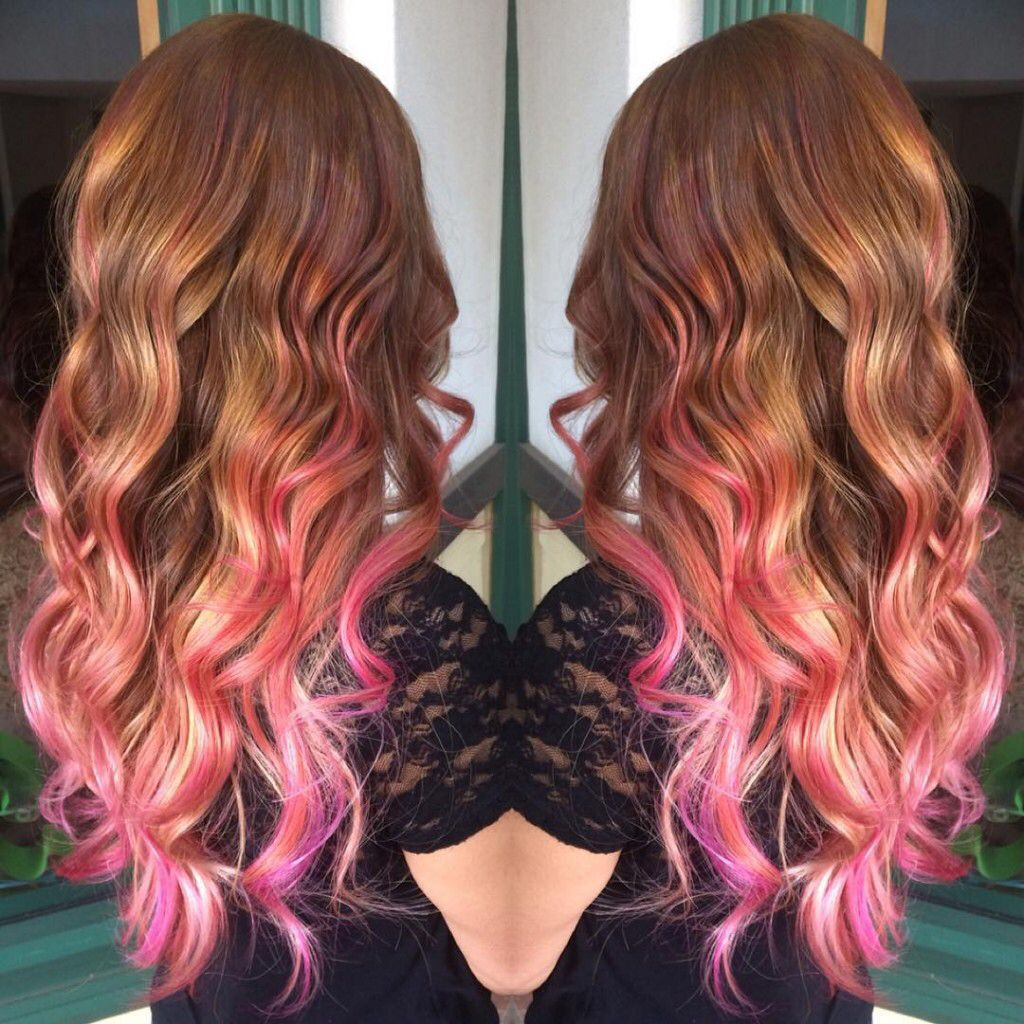 Pin By Jess Witt On Lovely Blonde To Pink Ombre Pink Ombre Hair Ombre Hair Blonde