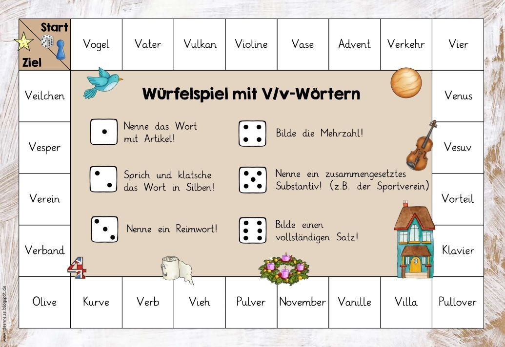 Spiele Rechtschreibung