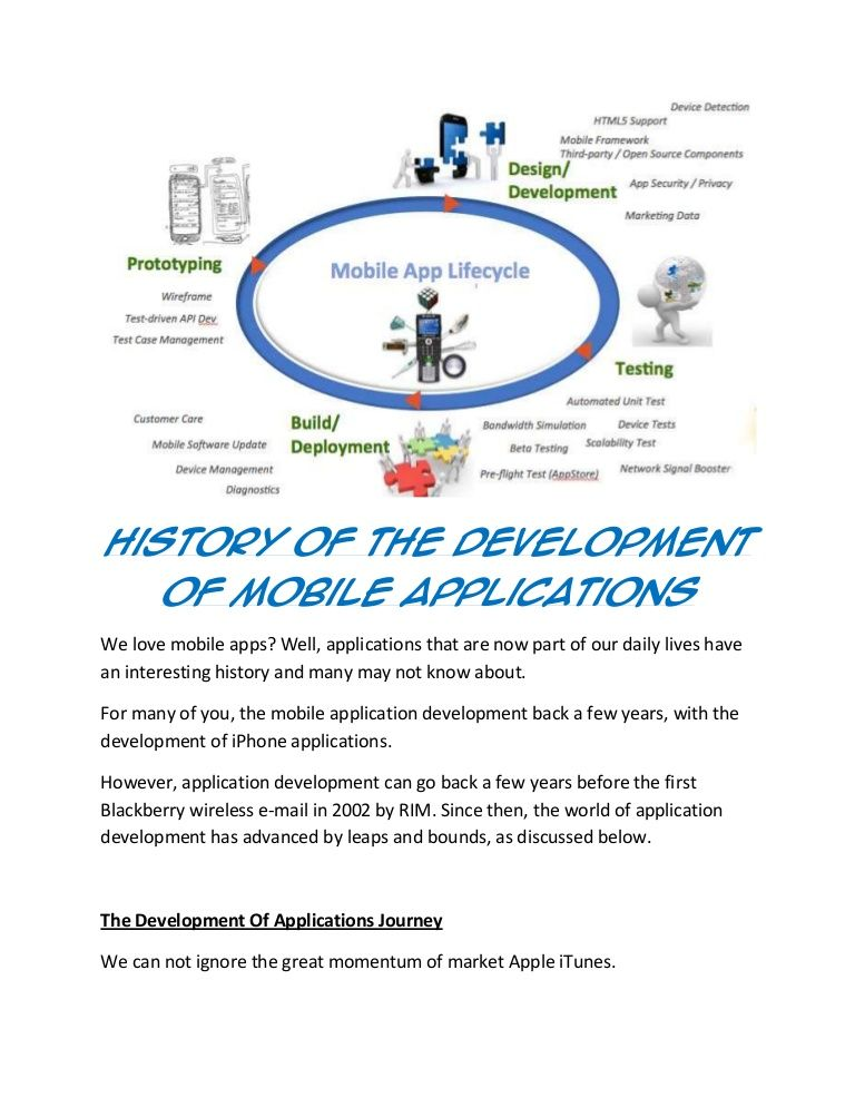 history-of-the-development-of-mobile-applications by