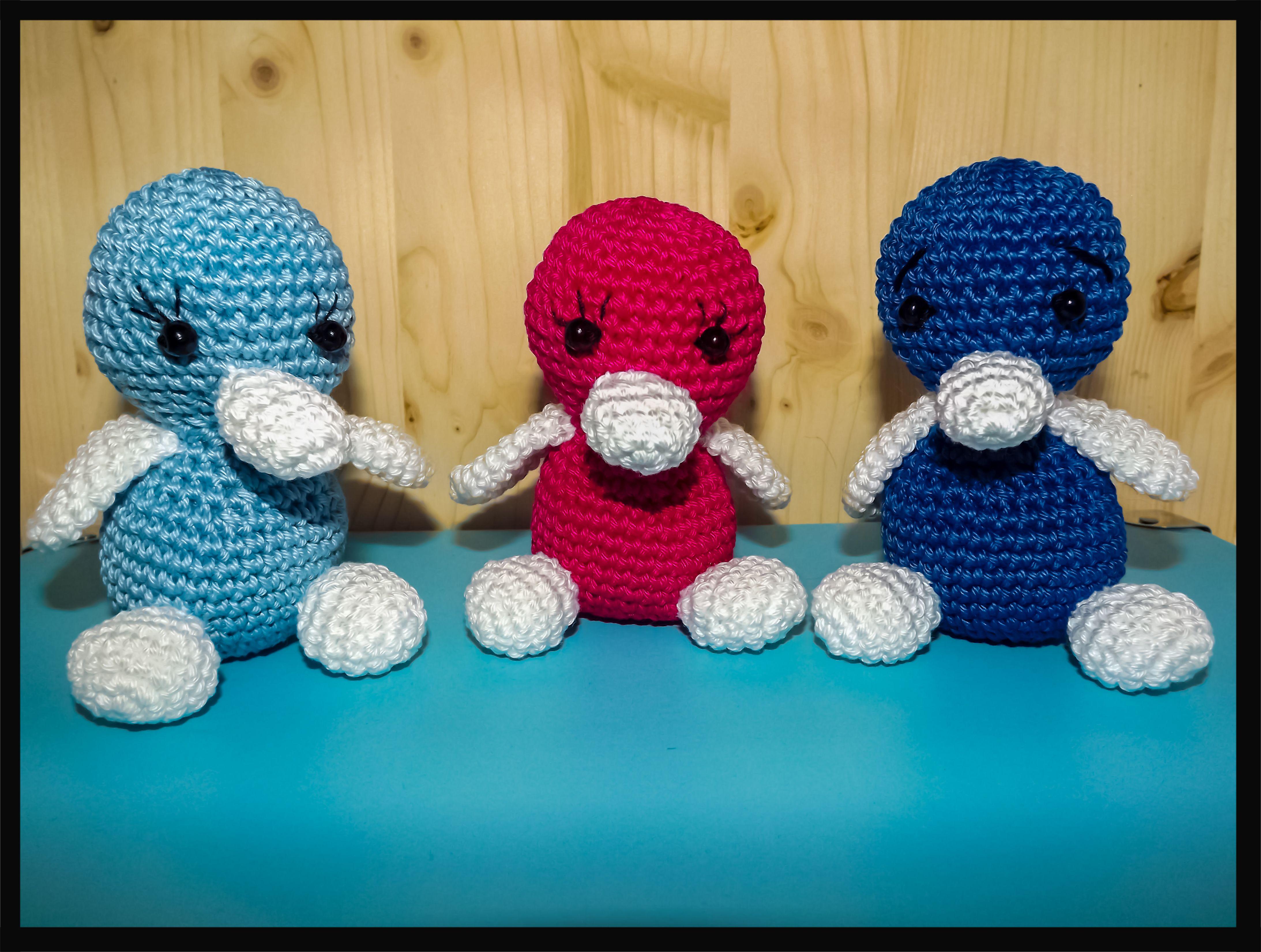 Amigurumi Pattern Net : Taco shop trio amigurumi pattern amigurumipatterns