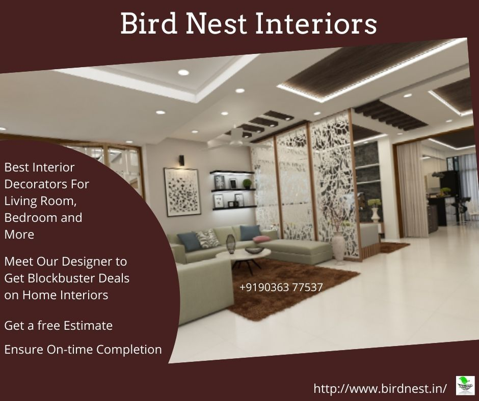 Talk To Our Interior Design Specialists Today To Bring Life To