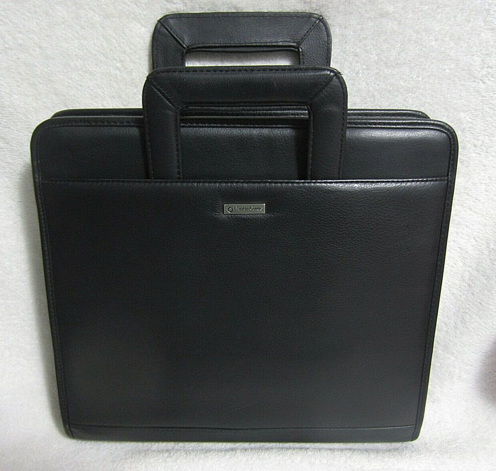 Franklin Covey Large Binder Organizer Planner With Handles