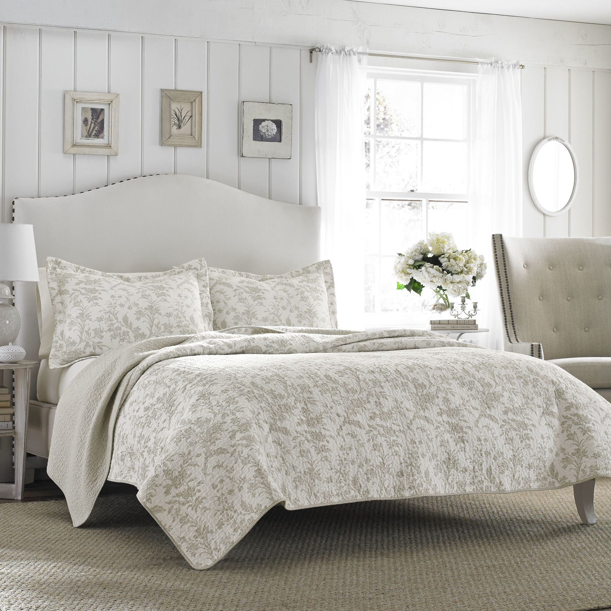 Laura Ashley Riley Quilt Set Yatak Odası Pinterest